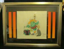 Disney Donald Duck AS Boba Fett Framed Artist Proof Signed Jason Zucker COA 1/3