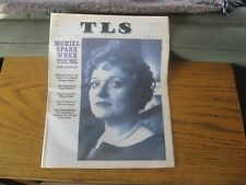 Muriel Spark 37 Years in the Times Literary Supplement 19 Issues 1981-2018