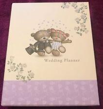 WEDDING PLANNER BOOK ORGANISER GIFT PRESENT WEDDING PREPARATION IN BOX DETAILED