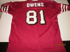 b0bf0af4ca7 New ListingTerrell Owens Champion Jersey Autographed