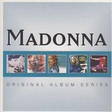 Madonna / True Blue, Ray Of Light, Music, Like A Prayer u.a. (5 CDs, NEU!)