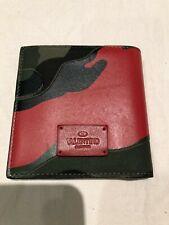 Valentino Garavani Bi-fold Camo Leather Wallet