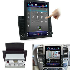 10.1 inch 1DIN Android 9.1 Car Vertical Radio Stereo GPS MP5 Player Wifi 2+32GB