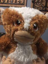 "Gremlin Gizmo Warner Bros Entertainment Brown Stuffed Animal Plush Toy Size: 16"""