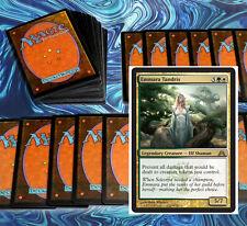 mtg WHITE GREEN SELESNYA COMMANDER EDH DECK Magic the Gathering cards tokens