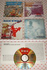 Lotto 4 CD - IL DIZIONARIO DEL ROCK - Compilation LIVE - CURCIO EDITORE