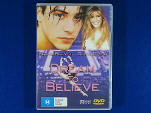 Dream To Believe - DVD - Free Postage !!