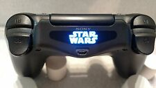 Custom Star Wars Led Light Bar Decal Sticker Fits Ps4 Playstation 4 Controller !