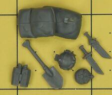 Warhammer 40K Astra Militarum Cadian Heavy Weapon Team Accessories