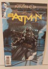 BATMAN #1 NEW 52 FUTURES END ONE SHOT (LENTICULAR 3D COVER) VF
