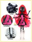 ever after high monster high doll Draculaura spider