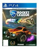 Rocket League Collectors Edition PS4 Mint Same Day Dispatch 1st Class Del*