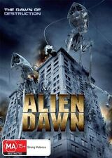 Alien Dawn (DVD, 2014) **Written and directed by Neil Johnson**