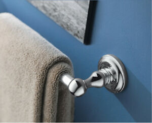 Moen Madison 24 Inch Chrome Towel Bar Rack DN6924CH - Free Shipping!
