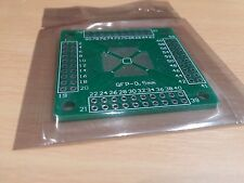 QFP / TQFP / LQFP to DIP Double Side Pinboard IC Adapter Compatible 16 - 80 Pins