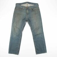 Vintage LEVI'S 559 Relaxed Straight Fit Men's Blue Jeans W33 L30