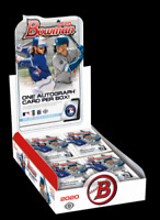 2020 BOWMAN SEALED HOBBY PACK - Pull Jasson Dominguez??