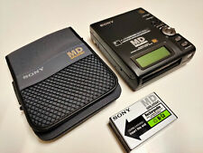 Sony Walkman MD Minidisc Lettore MZ-2P Japan