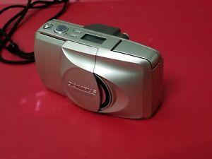 Olympus Stylus ZOOM 160 35mm Film Camera ED Lens From JAPAN AF