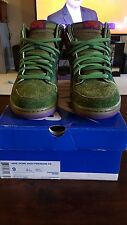 NIKE DUNK HIGH PREMIUM SB SKUNK SIZE 9 MENS
