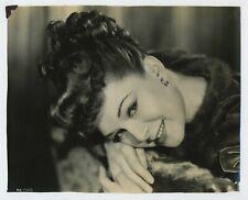 Jean Kent Actress Vintage Promo Photograph L2