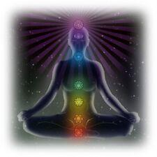 CHAKRA BALANCING & AURA CLEANSING GUIDED MEDITATION CD, HOLISTIC HEALING