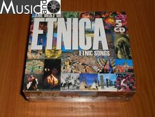The best of Etnica - Etnic songs - BOX 5CD - SIGILLATO