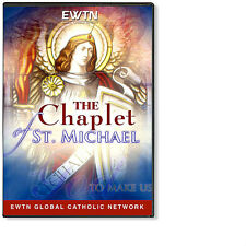 THE CHAPLET OF ST.MICHAEL:PRAYERS HONORING ST.MICHAEL & CHOIRS OF ANGLES  DVD