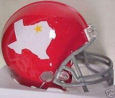 Dallas Texans 1960-1962 Riddell NFL Football Throwback Mini Helmet New in Box
