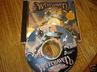 Witchaven II (PC Games) blood vengeance  1996