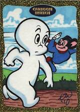 Breygent Cartoon Sketch Card by Travis Walton of Casper & Mighty Mouse