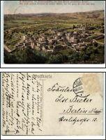 BETHANIEN Vintage Postcard AK ~1910 (Palästina, Region Jerusalem Ölberg) gebr.