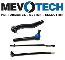 For Ford Excursion F-250 Super Duty Outer & Inner Tie Rod Ends KIT Mevotech