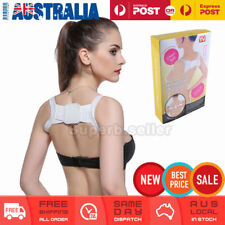 Ultra Light Posture Corrector Adjustable Back Support Shoulder Chest Strap Belt