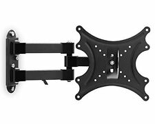 TV Stand Wall Mount Swing Out Tilt Articulating Arm Bracket LCD Support Tool