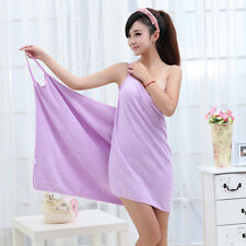 Bath Towels Super Absorbent Microfiber Bath Beach Wearable Body Wrap Spa Towel
