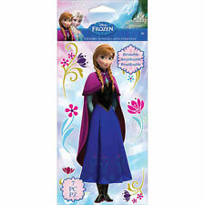 Disney Jolee's Boutique XL ***FROZEN ANNA REPOSITIONABLE STICKERS*** NIEUW!!!
