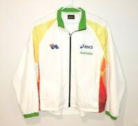 Asics Swimming Australia Team Issue Super Rare Jacket Men's Size 2XL