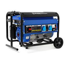 EBERTH 2200 Watt Benzin Stromerzeuger Generator Notstromaggregat Stromaggregat