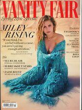 Vanity Fair March 2019 Miley Cyrus Selma Blair  Richard Maddon