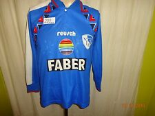"Vfl bochum original Reusch manga larga Camiseta domésticos"" 1993/94 Faber ""talla s"