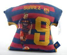 New FC Barcelona Footbal 30cml Suarez Tshirt Pillow Numer 9 Design Soccer