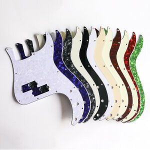 Musiclily 13 Hole Pickguard For Fender American/Mexican Standard Precision Bass