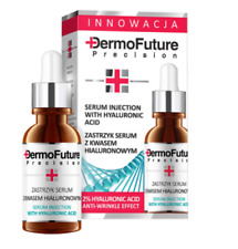 DERMOFUTURE Serum Hyaluronic Acid Actively Smoothes & Moisturizes The Skin