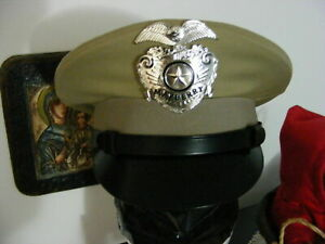Barney Fife Deputy Hat Don Knotts cap Andy Griffith Show Mayberry