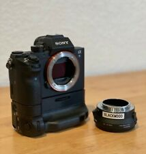 Sony Alpha a7S II (a7SII) Camera Package ***Extended Battery Grip + Canon EF