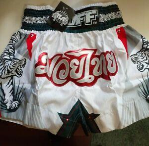 tuff muay thai shorts Size Large