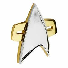 Metal Star Trek Voyager Badge Trekkie Communicator Secret Santa Christmas Gift