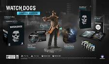 Watch Dogs - Limited Collector's Edition / PS4 (Brand New)