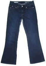 Gap Womens Jeans Long and Lean Stretch Boot Cut Low Rise Denim Size 27 S 30x30